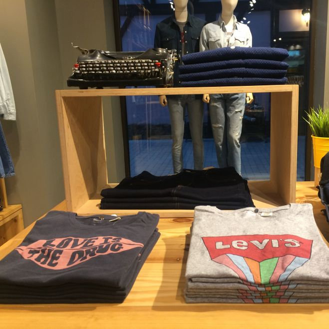 NEW collection в Levi's